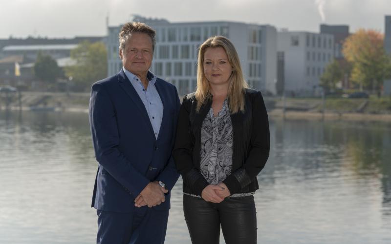 Teamfoto - Weckerle Hausverwaltung - Konstanz